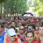 La  XX Media Maratón de Almansa tuvo a un buen número  de atletas jumillanos