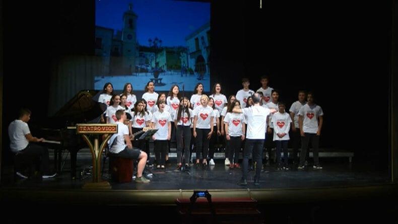 Coro escolar del Instituto Azorín de Yecla