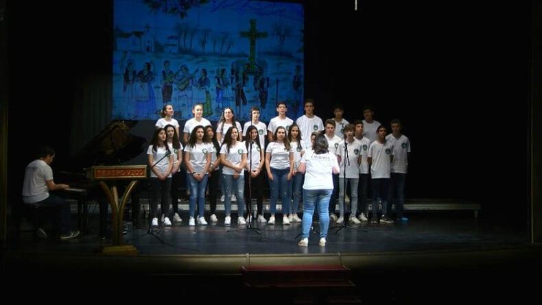 Coro escolar del Instituto de Abanilla