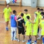 El Club Jumilla FS no pudo despedirse en el Carlos García con victoria