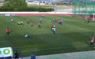 El FC Jumilla disputará la promoción tras perder 1-2 en casa ante el Marbella