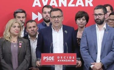 El PSOE gana las elecciones regionales por primera vez después de 24 años