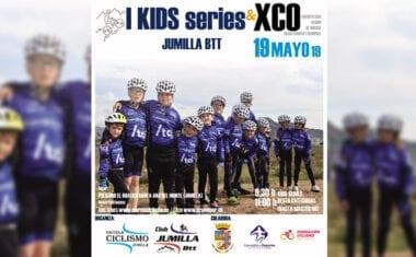 El Circuito Regional XCO de Murcia llega a Jumilla