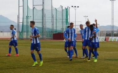 Primera final para el FC Jumilla ante El Ejido
