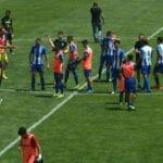 Victoria y tres puntos que sacan al FC Jumilla de la  zona de descenso