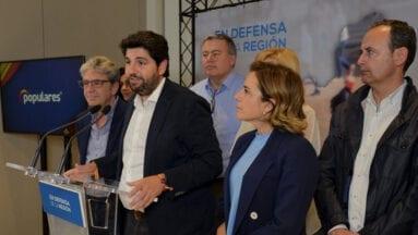 El Partido Popular ha perdido las elecciones regionales en Murcia y baja 6 escaños respecto a 2015