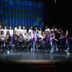 Jumilla ha sido  zona de encuentro para los Coros Escolares de Cantemus