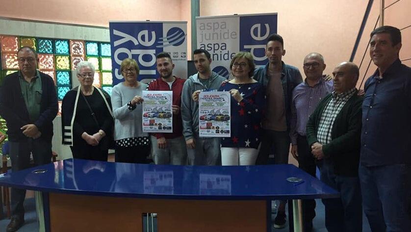 Jornada de puertas abiertas en el Centro de Atención Temprana de Aspajunide y I KDD de Coches Deportivos a beneficio del colectivo