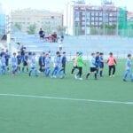 El equipo benjamín de  Primera de la Escuela Municipal de Fútbol Base consigue el ascenso