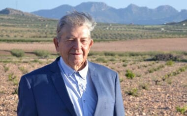Pedro Lencina Lozano será el Agricultor del Año 2019