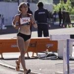 Quinto puesto para Ángela Carrión en el Campeonato de España Universitario de Atletismo