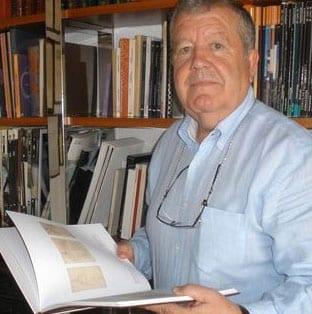 Salvador Moreno, arquitecto y poeta jumillano