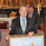 Salvador Moreno será Presidente de Honor del XXV Certamen de Calidad de los Vinos Jumilla