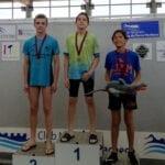 Subcampeonato para Justo Marín del Club Natación Jumilla en el Regional Promesas