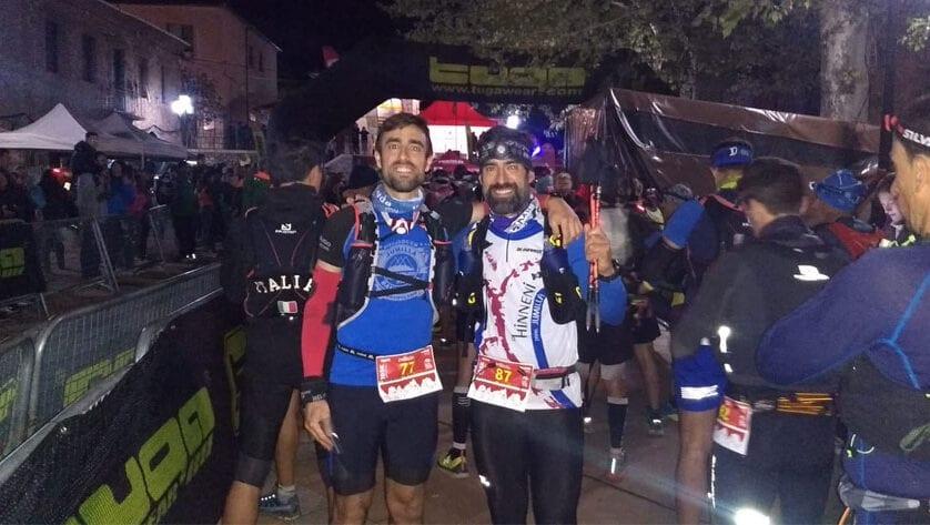 Top-20 para Hinneni Trail Running en la prueba de ultra-fondo Calar del Río Mundo