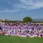 El III Campus de Fútbol Sergi Guardiola bate récord de participación