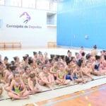El III Torneo Gimnasia Rítmica Ciudad de Jumilla reunió a más de 150 gimnastas