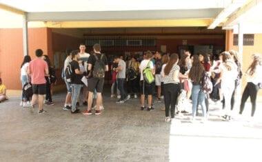 274 alumnos del Altiplano se examinan de la EBAU