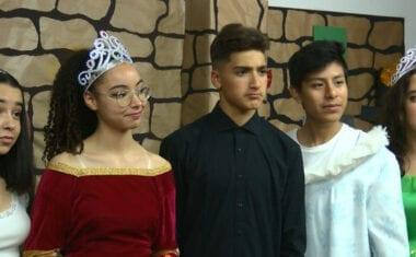 Teatro en inglés en el CC Cruz de Piedra hecho por y para los propios alumnos del centro