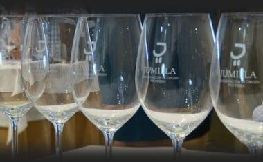 Primera jornada de cata profesional en el XXV Certamen de Calidad de Vinos Jumilla