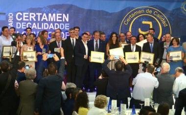 12 Bodegas de la DOP Jumilla premiadas por la calidad de sus vinos en el XXV Certamen de Calidad