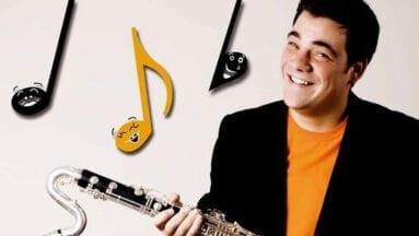 El artista invitado será Jesús Arenas