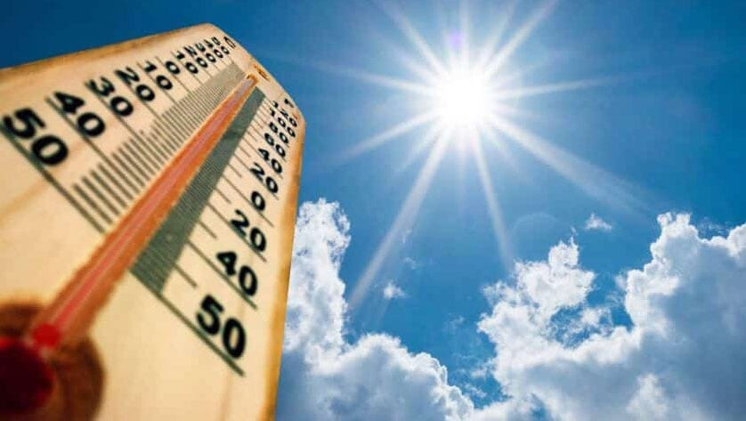Precauciones frente a la ola de calor