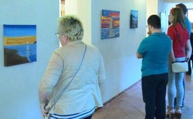 """Ya se puede visitar """"Alma"""" en la Casa del Artesano"""