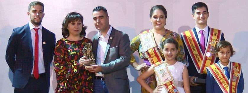 Fina Mari Martínez, Bodeguera Mayor 2019