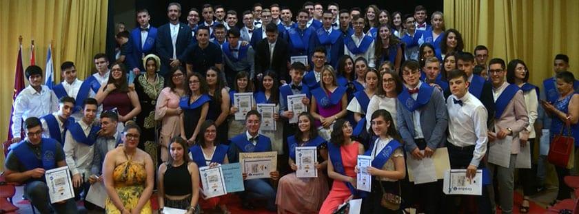 Graduación de ESO y FP Básica