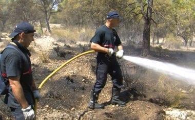 Vigilar para prevenir incendios