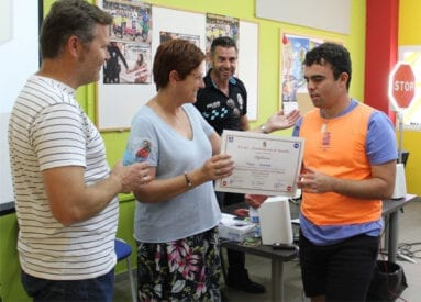 Los usuarios de Astrade recibieron su Diploma