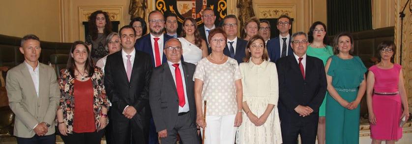Nueva Corporacion del Ayuntamiento de Jumilla