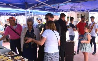 La Hermandad de la Santísima Virgen de la Soledad celebra su II Paella Solidaria