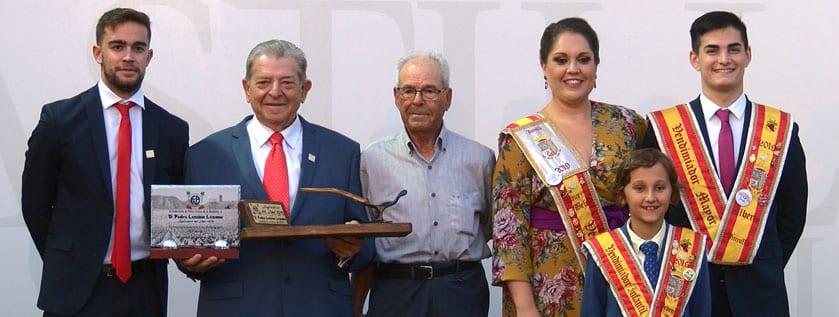 Pedro Lencina, Agricultor del Año 2019