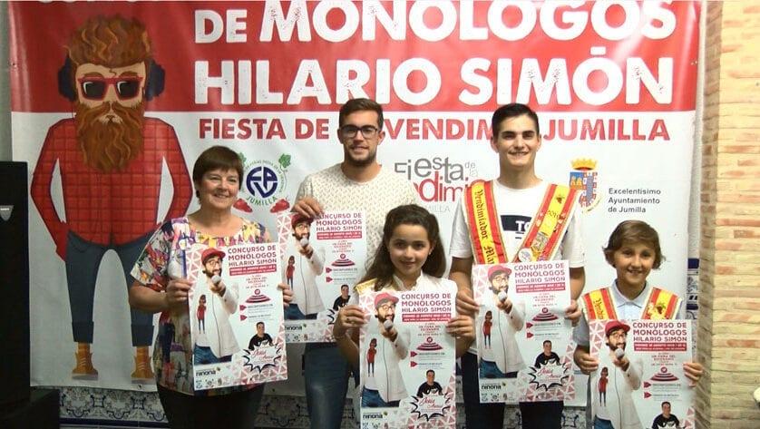 """Presentado el """"III Concurso de Monólogos Hilario Simón"""""""