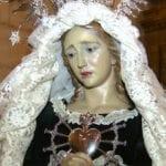 La Hermandad de la Virgen de la Soledad realizará un acto solidario a beneficio de la AECC de Jumilla