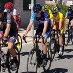 Gran actuación de la Escuela Ciclismo Jumilla en la cita de Llano de Brujas