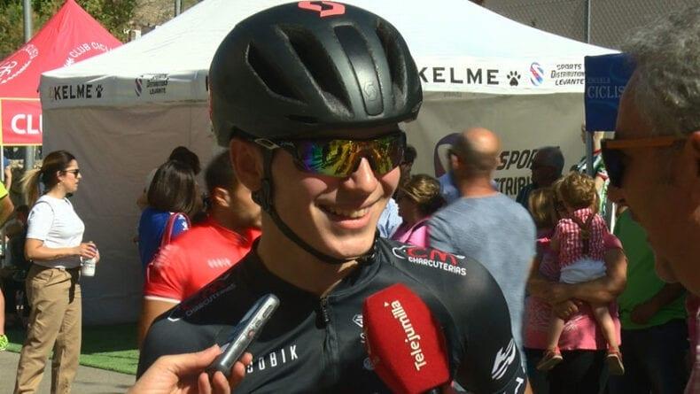 El jumillano Pedro García logró la quinta posición en la prueba cadete