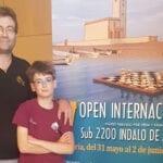 Intenso fin de semana para el Club Ajedrez Coimbra