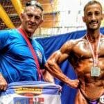 Quinto puesto para José Antonio Hernández en el Campeonato del Mundo de Físico Culturismo NAC