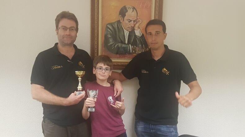 Jugadores del Club Coimbra Jumilla en el torneo de Alicante