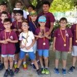 El CEIP San Francisco se lleva el III Torneo de Ajedrez Intercolegios