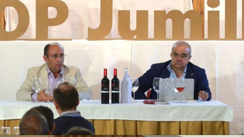 Salvador Manjón y Andrés Proensa dirigieron la cata