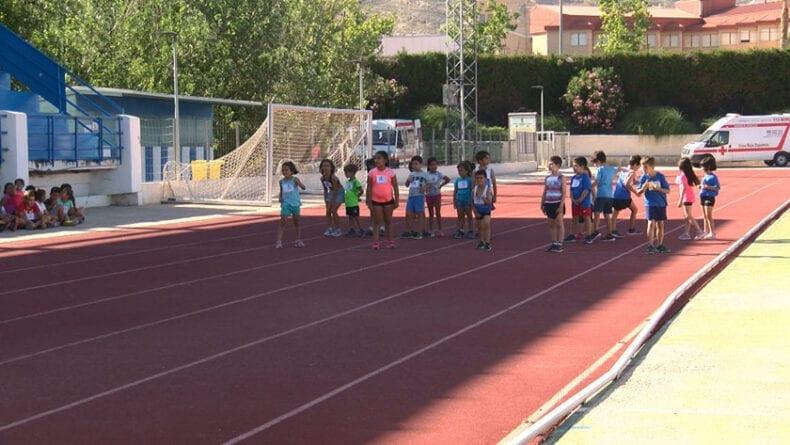 Todos los participantes pudieron disfrutar y descubrir las distintas modalidades del atletismo