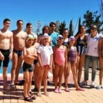 """Podio para Justo Marín del Club Natación Jumilla en el VI Trofeo de Natación """"Ciudad de Molina"""""""