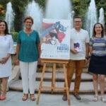 Ayuntamiento y colectivos festeros presentan el cartel oficial de la Feria 2019