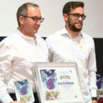 Antonio Olivares ha sido el encargado de presentar la Revista de la 48 Fiesta de la Vendimia