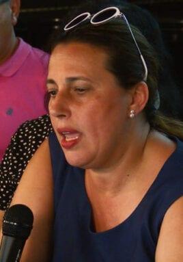 Carmen María Sandoval, Directora General de Fondos Agrarios y Desarrollo Rural