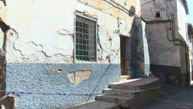 Casas de titularidad municipal en estado ruinoso